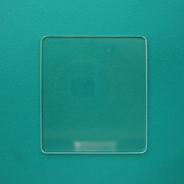 Generic Piaget Mineral Flat TV Watch Glass 27.10 x 23.40 - 0.8mm Thickness